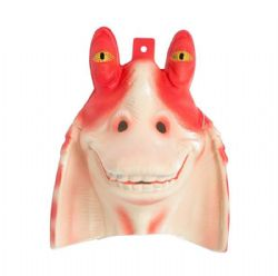 STAR WARS -  JAR JAR BINKS MASK (ADULT)