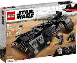 STAR WARS -  KNIGHTS OF REN TRANSPORT SHIP (595 PIECES) 75284