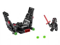 STAR WARS -  KYLO REN'S SHUTTLE MICROFIGHTER (72 PIÈCES) 75264