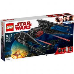 STAR WARS -  KYLO REN'S TIE FIGHTER (630 PIECES) 75179