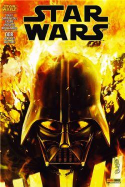 STAR WARS -  L'ASCENSION DE VADOR (COUVERTURE ALTERNATIVE 2/2) + 1 COMICS OFFERT 08