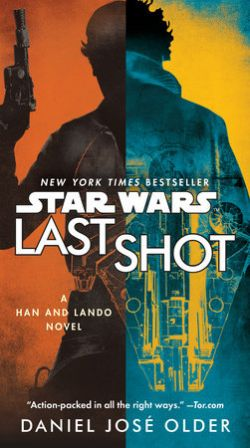 STAR WARS -  LAST SHOT