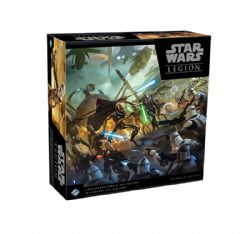 STAR WARS: LEGION -  BASE GAME (FRENCH) -  CLONE WARS