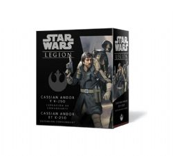 STAR WARS : LEGION -  CASSIAN ANDOR ET K-2S0 (FRENCH)