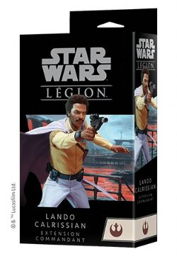 STAR WARS : LEGION -  LANDO CALRISSIAN (FRENCH)