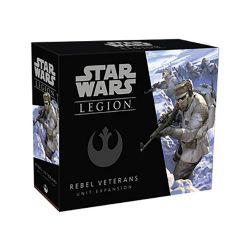 STAR WARS : LEGION -  REBEL VETERANS (ENGLISH)