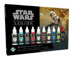 STAR WARS : LEGION -  REPUBLIC PAINT SET