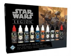 STAR WARS : LEGION -  SEPARATIST PAINT SET
