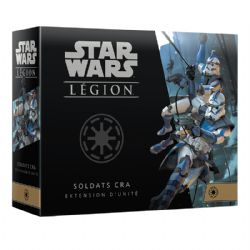 STAR WARS : LEGION -  SOLDATS CRA (FRENCH)