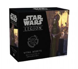 STAR WARS : LEGION -  VITAL ASSETS (ENGLISH) -  CLONE WARS