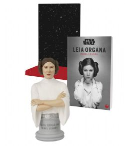 STAR WARS -  LEIA ORGANA—REBEL LEADER BOX