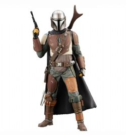 STAR WARS -  MANDALORIAN ARTFX STATUE (6.8INCHES) -  THE MANDALORIAN
