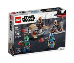 STAR WARS -  MANDALORIAN BATTLE PACK (102 PIECES) 75267