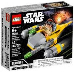 STAR WARS -  NABOO STARFIGHTER MICROFIGHTER (91 PIECES) 6 -  MICROFIGHTERS 75223