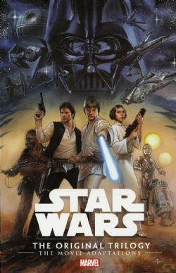 STAR WARS -  ORIGINAL TRILOGY MOVIE ADAPTATIONS TP