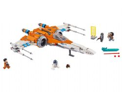 STAR WARS -  POE DAMERON'S X-WING FIGHTER (761 PIECES) 75273
