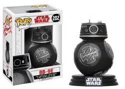 STAR WARS -  POP! VINYL BOBBLE-HEAD OF BB-9E (4 INCH) -  STAR WARS : THE LAST JEDI 202