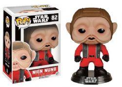 STAR WARS -  POP! VINYL BOBBLE-HEAD OF NIEN NUNB (4 INCH) (USED) 82
