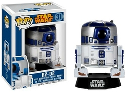 STAR WARS -  POP! VINYL BOBBLE-HEAD OF R2-D2 (4 INCH) 31