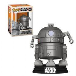 STAR WARS -  POP! VINYL BOBBLE-HEAD OF R2-D2 (4 INCH) -  CONCEPT 424