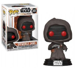 STAR WARS -  POP! VINYL FIGURE OF OFFWORLD JAWA (4 INCH) -  THE MANDALORIAN 351