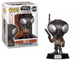 STAR WARS -  POP! VINYL FIGURE OF Q9-0 (4 INCH) -  THE MANDALORIAN 349