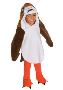 STAR WARS -  PORG COSTUME (TODDLER - 1-2 YEARS) -  THE LAST JEDI