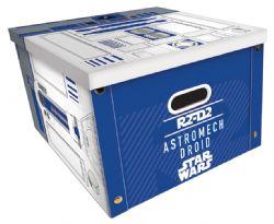 STAR WARS -  R2-D2 STORAGE BOX