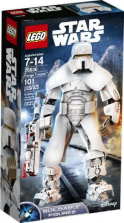 STAR WARS -  RANGE TROOPER (101 PIECES) -  BUILDABLE FIGURES 75536