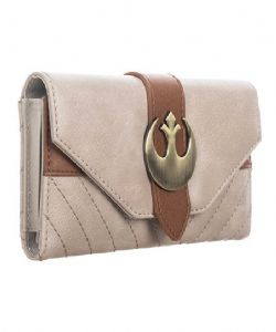 STAR WARS -  RAY INSPIRED WALLET