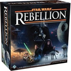 STAR WARS : REBELLION -  BASE GAME (ENGLISH)
