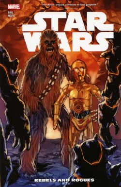 STAR WARS -  REBELS AND ROGUES TP 12
