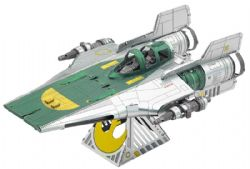STAR WARS -  RESISTANCE A-WING FIGHTER - 2 SHEETS