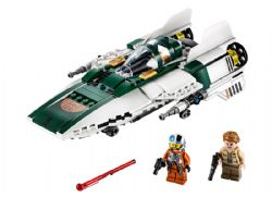 STAR WARS -  RESISTANCE A-WING STARFIGHTER (269 PIECES) 75248