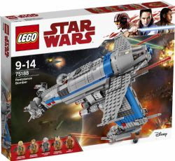 STAR WARS -  RESISTANCE BOMBER (780 PIECES) 75188