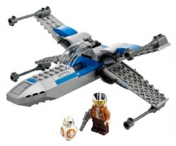 STAR WARS -  RESISTANCE X-WING (60 PIECES) 75297