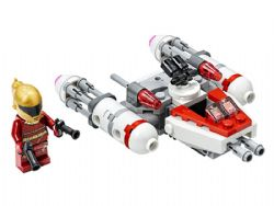 STAR WARS -  RESISTANCE Y-WING MICROFIGHTER (229 PIECES) 75263
