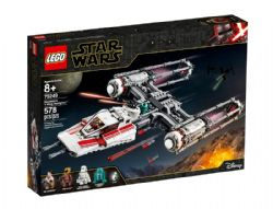 STAR WARS -  RESISTANCE Y-WING STARFIGHTER (578 PIECES) 75249