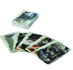STAR WARS -  ROGUE ONE : MISSION BRIEFINGS ISET (100 CARDS + PUZZLE)