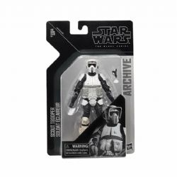 STAR WARS -  SCOUT TROOPER -  THE BLACK SERIES - ARCHIVE