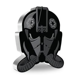 STAR WARS -  STAR WARS™ FACES OF THE EMPIRE™: – IMPERIAL TIE FIGHTER PILOT -  2021 NEW ZEALAND MINT COINS 03
