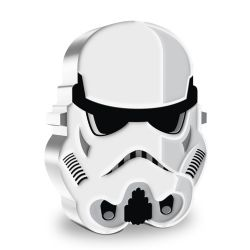 STAR WARS -  STAR WARS™ FACES OF THE EMPIRE™: IMPERIAL STORMTROOPER -  2021 NEW ZEALAND MINT COINS 02