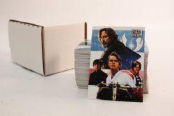 STAR WARS -  STAR WARS SET : GALAXY (100 CARDS)