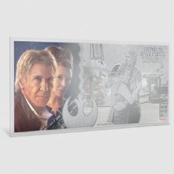 STAR WARS -  STAR WARS: THE FORCE AWAKENS - LEIA ORGANA™ & HAN SOLO™ -  2019 NEW ZEALAND MINT COINS 04