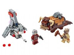 STAR WARS -  T-16 SKYHOPPER VS BANTHA MICROFIGHTERS (198 PIÈCES) 75265