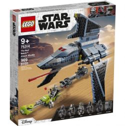 STAR WARS -  THE BAD BATCH ATTACK SHUTTLE (969 PIECES) 75314