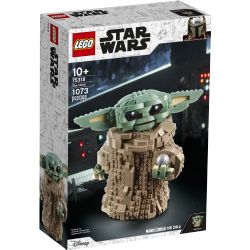 STAR WARS -  THE CHILD (1073 PIECES) 75318
