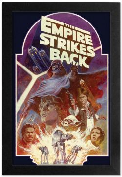 STAR WARS -  THE EMPIRE STRIKE BACK PICTURE FRAME (13