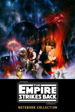 STAR WARS -  THE EMPIRE STRIKES BACK - NOTEBOOK COLLECTION (ENGLISH)