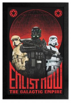 STAR WARS -  THE GALACTIC EMPIRE PICTURE FRAME (13